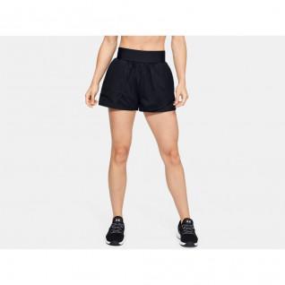 Shorts Under Armour Warrior Woman Mesh