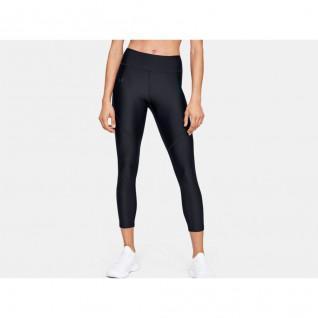 Legging female short perforated Under Armour HeatGear®