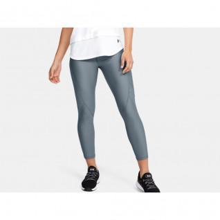 Legging female jacquard short Under Armour HeatGear