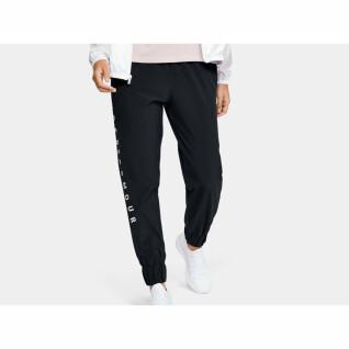 Pants Under Armour Women's Woven Branded