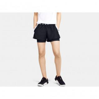 Women's 2-in-1 shorts Under Armour Play Up