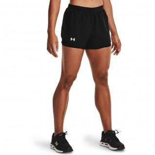 Women's shorts Under Armour Fly By 2.0 2-in-1