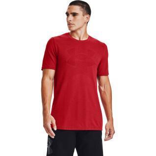Under Armour Short Sleeve T-Shirt Seamless Logo