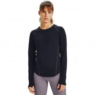 HydraFuse Crew Under Armour Women's Long Sleeve Jersey