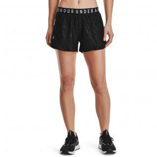 Women's shorts Under Armour play up 3.0 emboss