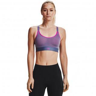 Infinity Run Women's Under Armour Moderate Support Sports Bra