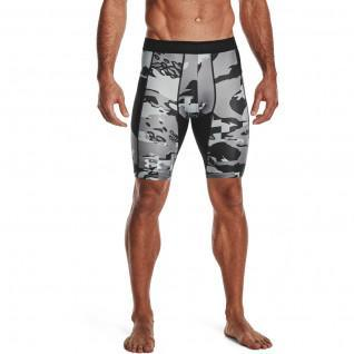 Compression shorts Under Armour long imprimé Iso-Chill
