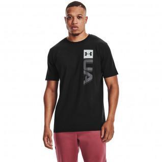 T-shirt Under Armour à manches courtes Boxed Wordmark