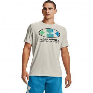 Multi Color Lockertag Under Armour Short Sleeve T-Shirt
