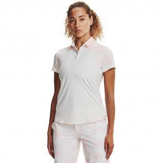 Women's Under Armour short sleeve iso-chill polo shirt