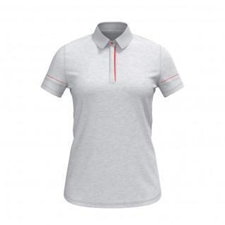 Women's Under Armour short-sleeved polo shirt heathered Zinger