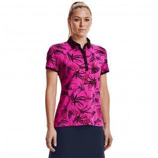 Women's Under Armour Zinger Short Sleeve Polo Shirt