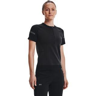 Sweatshirt and 1/4 zip woman Under Armour IntelliKnit
