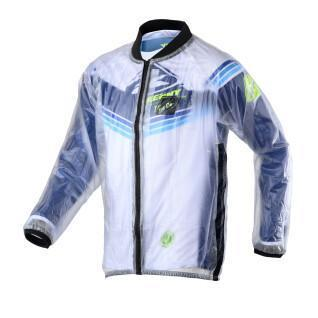 Transparent rain jacket for children Kenny