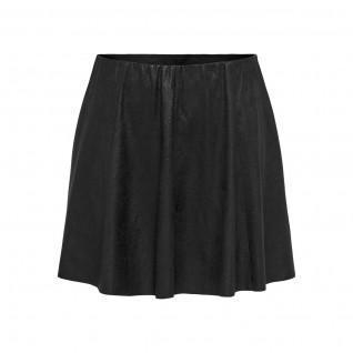 Skirt woman Only Best neolin imitation suede