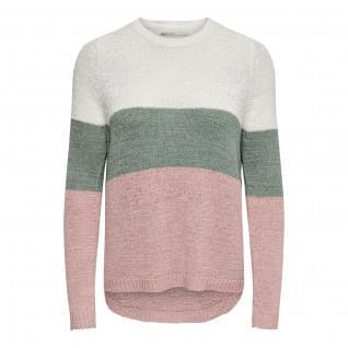 Women's sweater Only Geena block