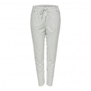 Trousers woman Only Poptrash easy rush stripe