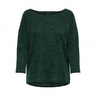 Women's T-shirt Only Alba manches 3/4