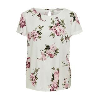 Women's T-shirt Only manches courtes First one life