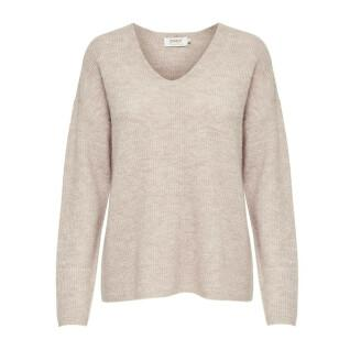 Women's V-neck sweater Only Camilla