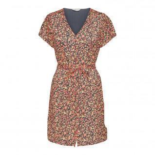 Women's dress Only onlmandi button