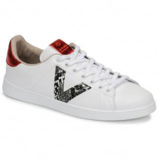 Women's Victoria Tenis Print Sneakers
