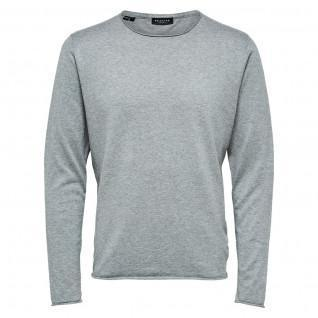 Sweater Selected Dome col rond