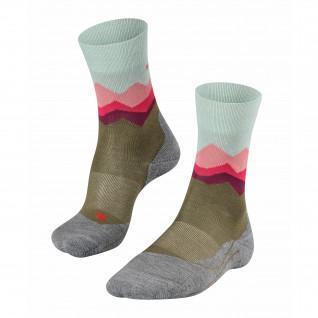 Women's socks Falke TK2 Crest