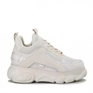 Women's shoes Buffalo Cld Chai Beige Imi Suede/Mesh Vegan