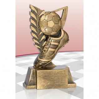 Special Resin Trophy for Football 11cm