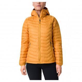 Hooded jacket woman Columbia Powder Lite