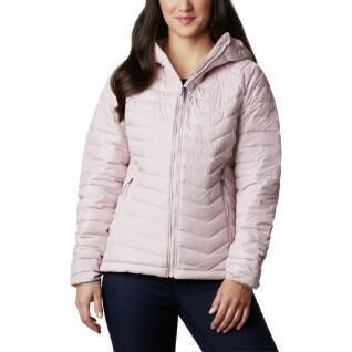Women's down jacket Columbia Powder Lite