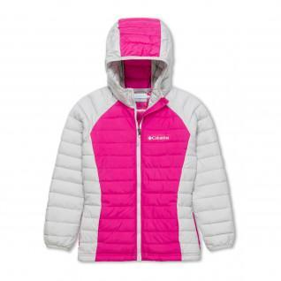 Columbia Powder Lite Girl's Hooded Jacket