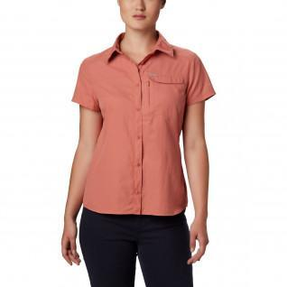 Women's short sleeve shirt Columbia Silver Ridge 2.0