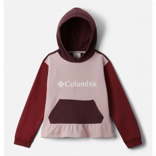 Hooded sweatshirt girl Columbia Park