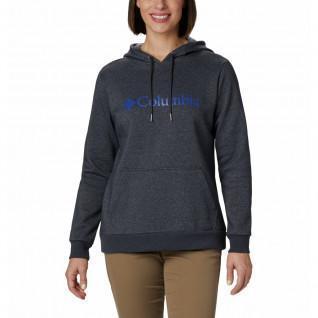 Women's hooded sweatshirt Columbia Logo [Size M]