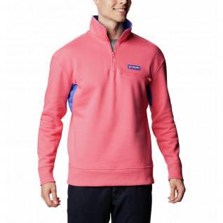 Columbia Bugasweat 1/4 zip sweatshirt