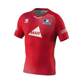 Third jersey from France Volley 2020