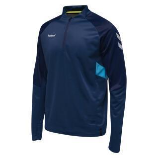 Hummel sweatshirt 1/2 zip tech shirt move