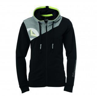 Women's hooded jacket Kempa Core 2.0