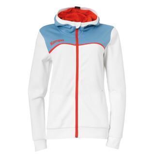 Women's hooded jacket Kempa Ebbe & Flut