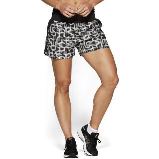 Women's shorts Asics 3.5in Print
