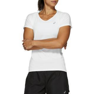 Woman's Asics V Neck Top T-shirt