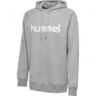 Hoodie Cotton Hummel Logo