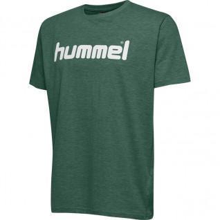 Cotton T-Shirt Hummel Logo