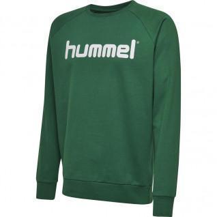Hummel Sweatshirt Junior Cotton Logo