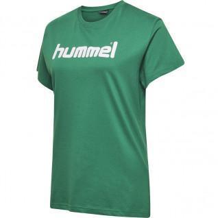 T-Shirt Hummel Cotton Logo