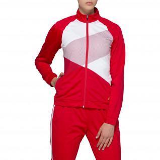 Jacket woman Asics Tokyo Fz Warm up