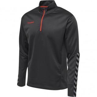 Sweatshirt Hummel demi-zip hmlAUTHENTIC