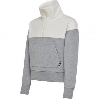 Sweatshirt 1/2 zip junior Hummel hmltine